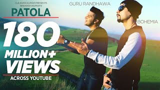getlinkyoutube.com-Patola (Full Song) Guru Randhawa | Bohemia | T-Series