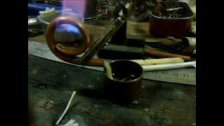 getlinkyoutube.com-Making a Wick to Coil Pipe