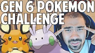 getlinkyoutube.com-Gen 6 Pokémon Challenge