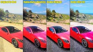 скачать мод Redux для гта 5 - фото 6