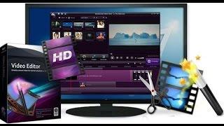 getlinkyoutube.com-تحميل افضل و اسهل و اروع برنامج مونتاج للمبتدئين Wondershare Video Editor