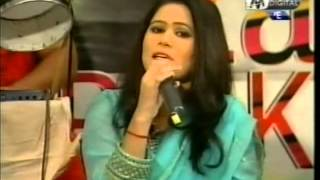 SURAJ JOGI CHOICE-SUFI SINGER MEHWISH-THANKS TO DM TV-14 MAY 2013 UK