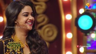 getlinkyoutube.com-Comedy Super Nite - 2 with Sivakarthikeyan & Keerthi Suresh Part 2 │Flowers│CSN# 75