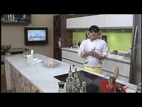 Cozinhando com o Chef Ureiélligton - Galinha Pintadinha [Papeiro da Cinderela]