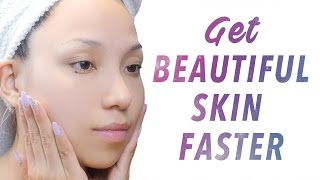 Get rid of Pimples/Blackhead/ChubbyFace/DullSkin- Step by step Facial routine with Massage | #gdiipa