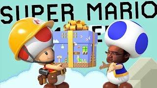getlinkyoutube.com-Super Mario Maker FR | JOUONS AUX NIVEAUX DES ABONNÉS!