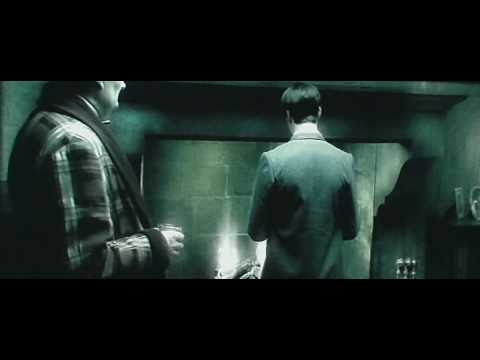 Harry Potter and Half Blood Prince Tom Riddle & Slughorn Horcrux Memory FULL SCENE HIGH QUALITY