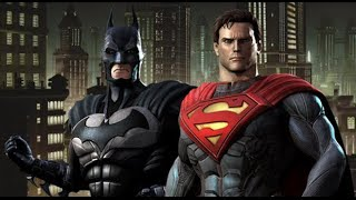 getlinkyoutube.com-Injustice: Gods Among Us All Cutscenes HD GAME - Justice League