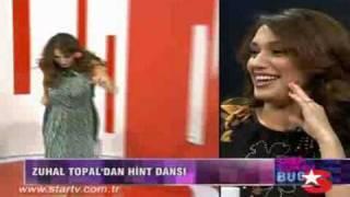 getlinkyoutube.com-Hürriyet Video Galeri Zuhal Topal'dan Hint dansı