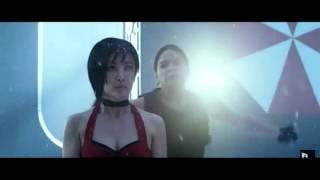 getlinkyoutube.com-Resident Evil 5: Retribution - Jill Valentine vs Alice [FIGHT SCENE]