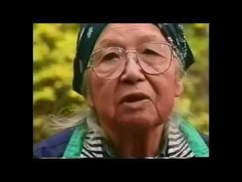 swarak'xn Frog Mountain Story in Nselxcin by Sinixt Eva Adolph Orr