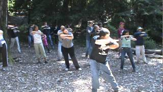getlinkyoutube.com-Qigong with CSL campers Mt. Madonna SFQ.mpg
