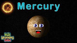 getlinkyoutube.com-Planet Song for Kids/Solar System Songs for Children/Mercury Song for Children