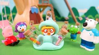 getlinkyoutube.com-뽀로로 장난감 애니 질문코너 두번째 ★ 집을 부수러 온 패티
