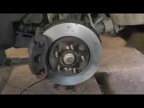 HONDA CR-V тормозные диски