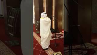 getlinkyoutube.com-أذان مؤذن الحرم المكي سهيل حافظ في افتتاح جامع القرشي بالشرائع