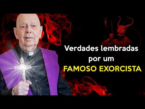 Verdades lembradas por um famoso exorcista: Cinco coisas que você precisa saber sobre o Diabo