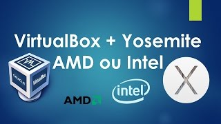 getlinkyoutube.com-Como Instalar o MAC OS X Yosemite na Virtualbox Intel/AMD