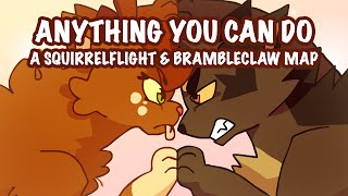getlinkyoutube.com-Anything You Can Do -COMPLETED MAP - Brambleclaw and Squirrelflight