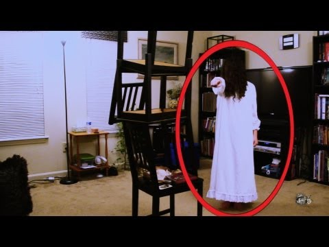 The Haunting Tape 24 ghost Caught On Video