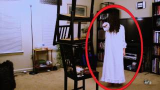 The Haunting Tape 24 (Ghost caught on video)