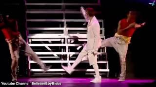 getlinkyoutube.com-Justin Bieber   All Around The World   Concert Chile Live High Definition
