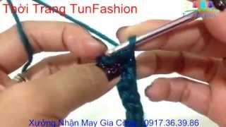 getlinkyoutube.com-Hướng dẫn cách đan khăn len ống đẹp cho nam và nữ