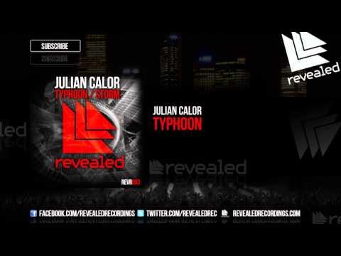 Julian Calor - Typhoon [OUT NOW!]