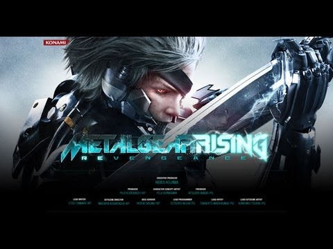 Metal Gear Rising: Revengeance - New Blood Trailer
