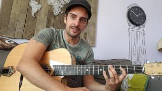 proper gypsy jazz chords to all of me