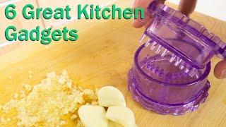 getlinkyoutube.com-6 Best Kitchen Gadgets