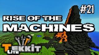 Tekkit: Lite #21 |Rise of the Machines| (Minecraft)