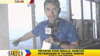 getlinkyoutube.com-ABS-CBN News team survives super typhoon