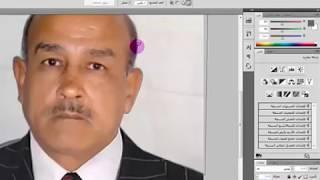 getlinkyoutube.com-طريقة تغير لبس الشخص بالفوتوشوب من ابو بشير المياحي