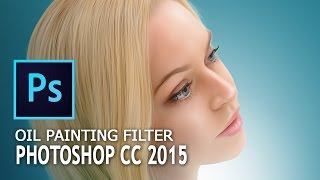 getlinkyoutube.com-Oil Painting Filter For Photoshop CC ( Alternative For Windows )
