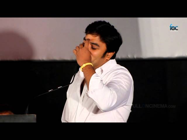 Mirchi Shiva on Santhanam & Power Star hilarious talk at Ya Ya Audio Launch