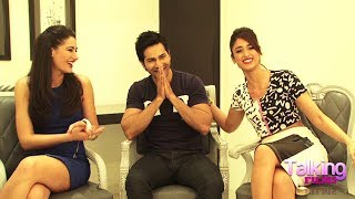 getlinkyoutube.com-Varun-Nargis-Ileana Fun Interview On Main Tera Hero Part 5