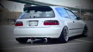 getlinkyoutube.com-Honda Civic 95 ! HATCH
