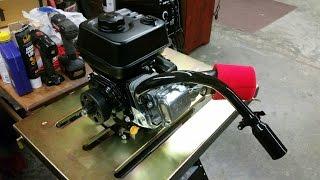 getlinkyoutube.com-Motorized Custom Drift Trike Build  (Part 1)