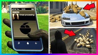 getlinkyoutube.com-FREE GTA ONLINE MONEY GIVEAWAY GETS VERY CONFUSING, NEW GTA 5 DLC CONTENT RELEASE TIME & MORE!!