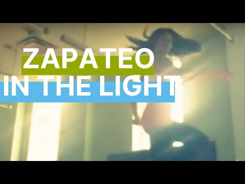 Zapateo in the light