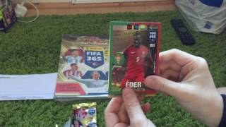 getlinkyoutube.com-Panini FIFA 365 Prize....we won 5 free packs of cards....check out what we pulled...