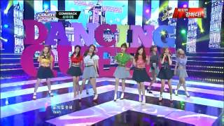 getlinkyoutube.com-[HD] SNSD - Dancing Queen Comeback Stage