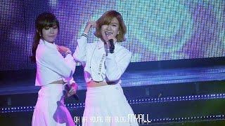 20151104 G마켓 콘서트 Stay G7 에이핑크 오하영 - Luv