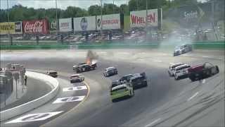 getlinkyoutube.com-Os piores acidentes de corrida do mundo