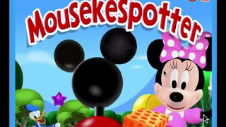 getlinkyoutube.com-Mickey Mouse Clubhouse Mousekespotter Time Full English Episode