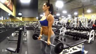 getlinkyoutube.com-Bella Falconi   ( cardio - biceps )