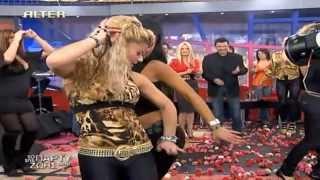 getlinkyoutube.com-Greek Music - tsifteteli - Sexy Greek Girls dancing Cifteteli . . . !!!