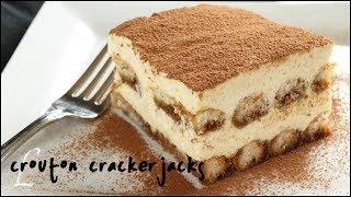 getlinkyoutube.com-How to Make Tiramisu!! Classic Italian Dessert Recipe