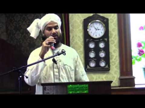 AZMAT-E-SYEDNA SIDIQUE AKBAR(RA)CONFRENCE  MUFTI MUHAMMAD IQBAL CHISTI